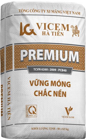 Xi măng Hà Tiên premium
