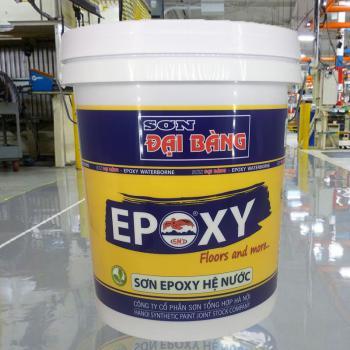 Sơn lót sàn EPOXY hệ nước